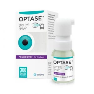 Optase Eye Spray